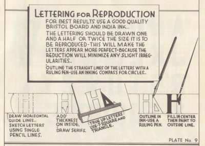 Lettering - Harry B. Wright 1962 (10)