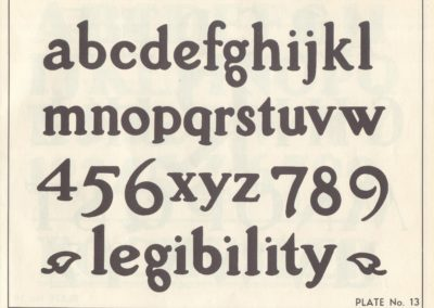 Lettering - Harry B. Wright 1962 (14)