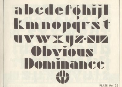 Lettering - Harry B. Wright 1962 (26)