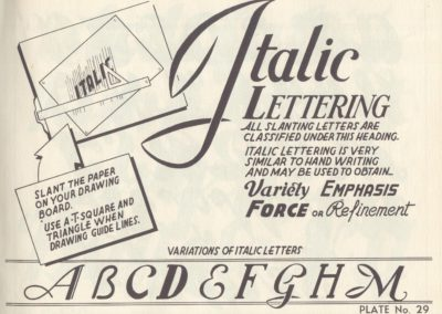 Lettering - Harry B. Wright 1962 (30)