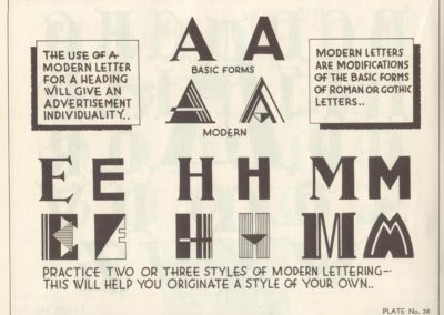 Lettering - Harry B. Wright 1962 (39)
