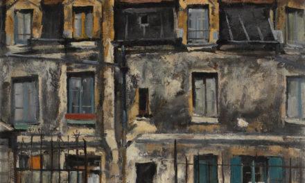 Devant la maison – Constantin Cavafy