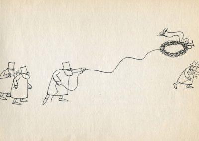 Melancholie - Paul Flora 1969 (11)