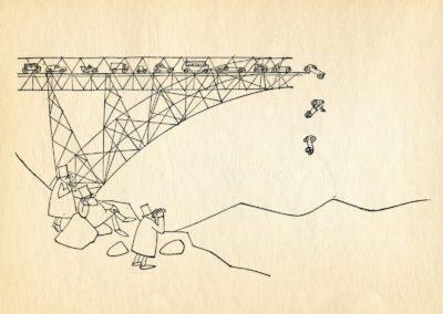 Melancholie - Paul Flora 1969 (6)