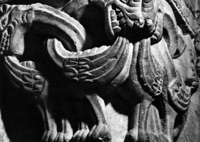 Neuwiller - dragons enlacés