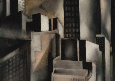 New York - Tamara de Lempicka (1933)