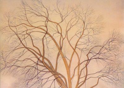 Ramures d'arbres - Léon Spilliaert(1941)