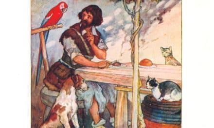Robinson Crusoé – A. E. Jackson