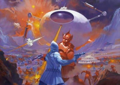 Science fiction - Paul Lehr 1950 (10)
