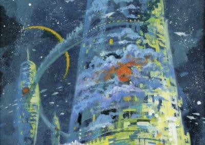 Science fiction - Paul Lehr 1950 (11)