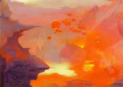 Science fiction - Paul Lehr 1950 (14)