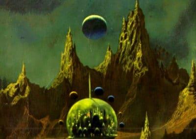 Science fiction - Paul Lehr 1950 (17)