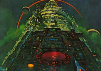 Science fiction - Paul Lehr 1950 (19)