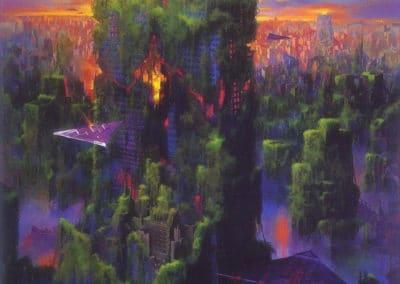 Science fiction - Paul Lehr 1950 (3)