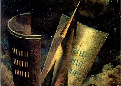Science fiction - Paul Lehr 1950 (4)