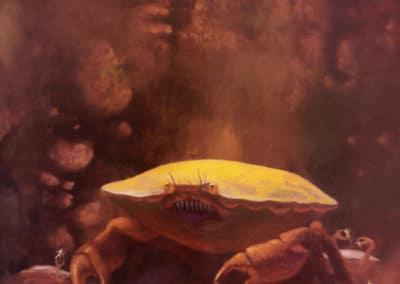 Science fiction - Paul Lehr 1950 (5)