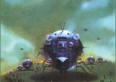 Science fiction - Paul Lehr 1950 (6)
