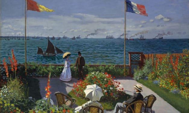 Au bord de la mer – Victor Hugo