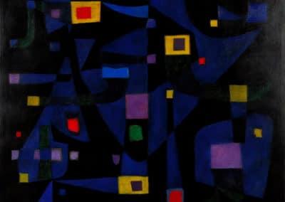 Abstrait - Marc Mendelson (1952)