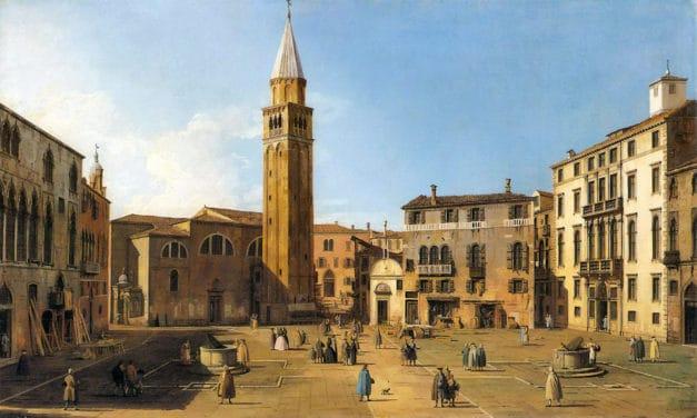 L'église disparue de Sant'Angelo