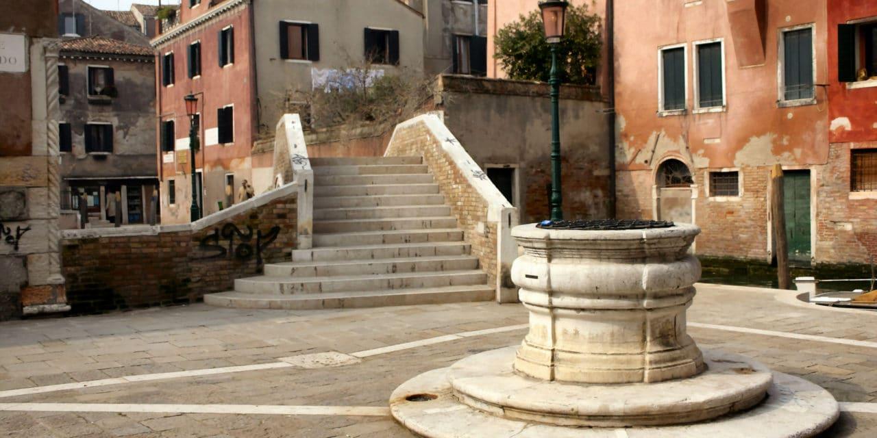 Les puits vénitiens