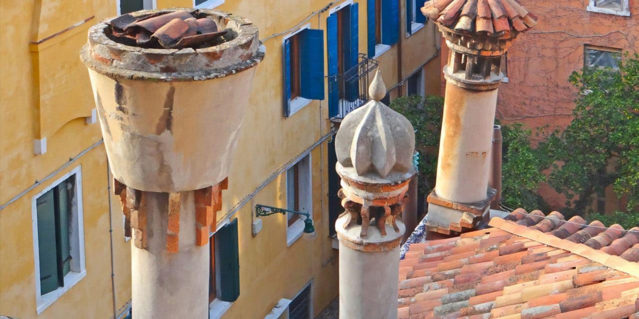 Les cheminées vénitiennes