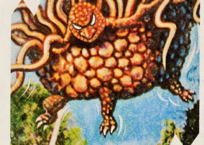 Jeu de cartes du kaiju Pachimon 1970 (14)