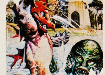 Jeu de cartes du kaiju Pachimon 1970 (15)