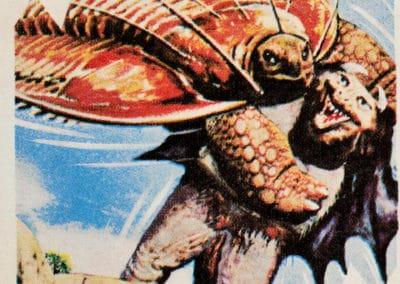 Jeu de cartes du kaiju Pachimon 1970 (17)