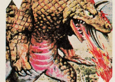 Jeu de cartes du kaiju Pachimon 1970 (19)
