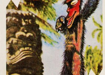 Jeu de cartes du kaiju Pachimon 1970 (20)