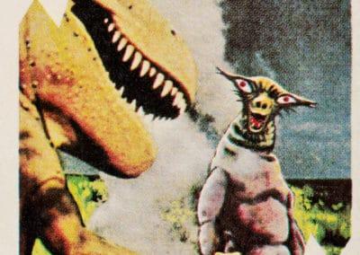 Jeu de cartes du kaiju Pachimon 1970 (21)