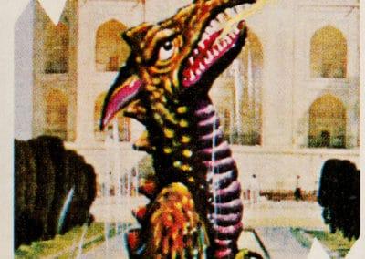 Jeu de cartes du kaiju Pachimon 1970 (22)