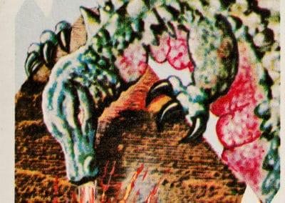 Jeu de cartes du kaiju Pachimon 1970 (23)