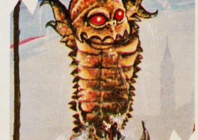 Jeu de cartes du kaiju Pachimon 1970 (25)