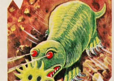 Jeu de cartes du kaiju Pachimon 1970 (26)