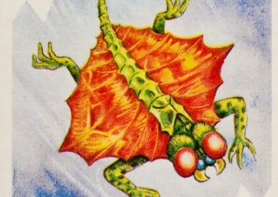 Jeu de cartes du kaiju Pachimon 1970 (28)