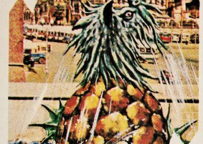 Jeu de cartes du kaiju Pachimon 1970 (5)