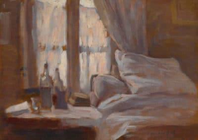 La chambre - Henri le Sidaner (1890)