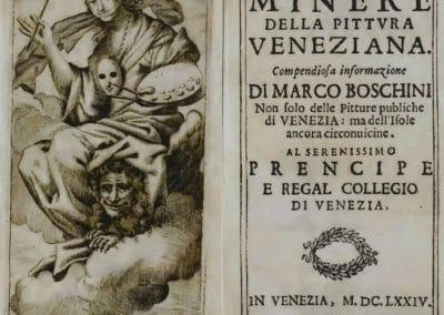 Le ricche minere della pittura veneziano