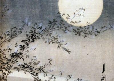 Lune - Ogata Gekko (1895)