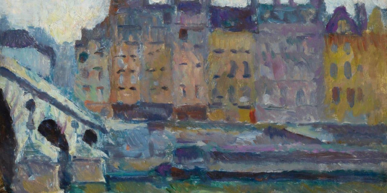 Paris – Blaise Cendrars