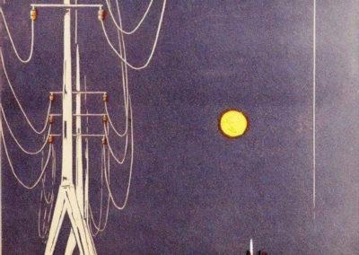 Road to cosmodrome - Vladimir Koloskov (1969)