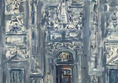 San Moise - Filippo de Pisis (1934)