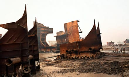 Ship breaking – Edward Burtynsky