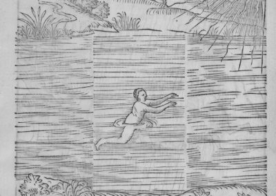 The art of swimming - Everard Digby 1587 (2)