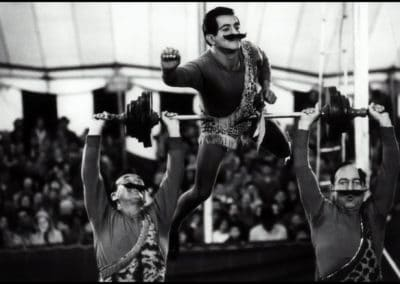 Circus - Bruce Davidson 1958 (9)