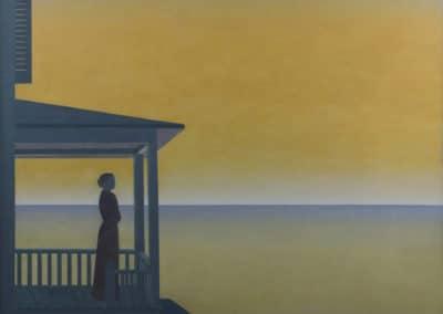 Early morning - Will Barnet (1972)