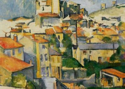 Gardanne - Paul Cézanne (1886)