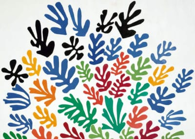 La gerbe - Henri Matisse (1953)